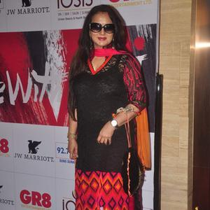 Poonam Dhillon Stylish Look At The Beti Bash 2015