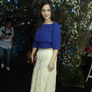 Sanjeeda Sheikh Beautiful Look During Maheka Mirpuri Summer Resort Preview