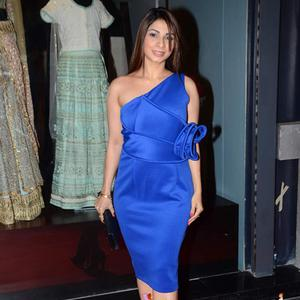 Tanisha At The Launch Of Amy Billimoria And Pankti Shah's Store