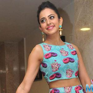 Rakul Preet Singh Cool Pose Photo Shoot Still