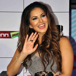 Sunny Leone At  Adds Oomph To 'MTV Splitsvilla' Launch Event