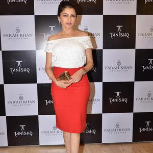 Bhagyashree Patwardhan Cool Casual Look During The Launch Of Farah Khan Ali's New Collection