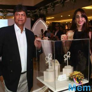 Farah Khan Ali Unveils The New Jewellery Collection With Tanishq