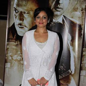Divya Dutta Attend The Premier Of Chehere Movie