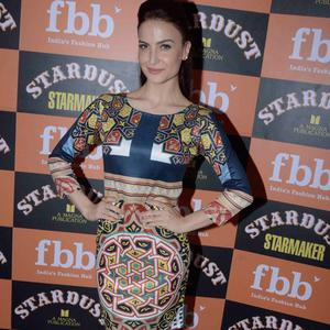 Elli Avram Cute Beautiful Look During The Launch Of Stardust Starmaker