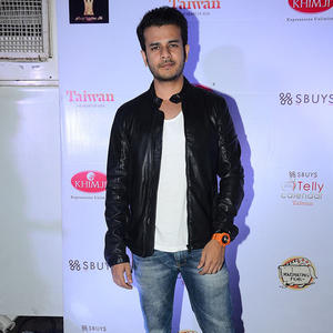 Jay Soni Nice Cool Look During The Telly Calendar Launch