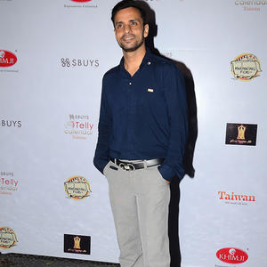 Stand-Up Comedian Rajiv Thakur Attend The Telly Calendar Launch Event