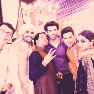 Bollywood Celebs Rocks The Big B Grand Diwali Party