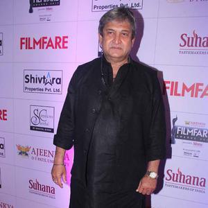 Mahesh Manjrekar Graced The Marathi Filmfare Awards 2015