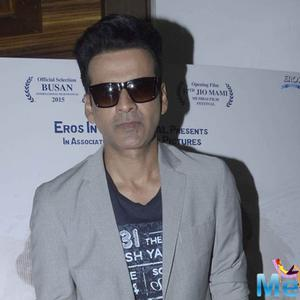 Manoj Bajpayee is glad that Item numbers are eventually out of occupation