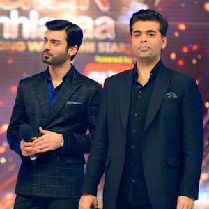 Find out: What Karan said about Fawad's role in his next venture Ae Dil Hai Mushkil