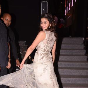 In reality: Alia Bhatt prefers a court marriage