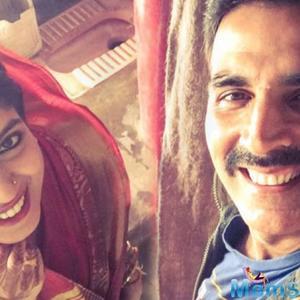 Akshay Kumar wrapped up his next outing  'Toilet – Ek Prem Katha'