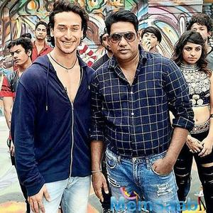 Tiger Shorff's efforts in acting, sometimes get overshadowed by his dance, action says Sabbir Khan