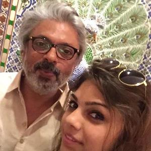 Filmmaker Sanjay Leela Bhansali to launch Sharmin Segal in his next