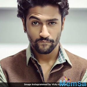 Vicky Kaushal set to play a commander-in-chief in a film based on Uri attacks