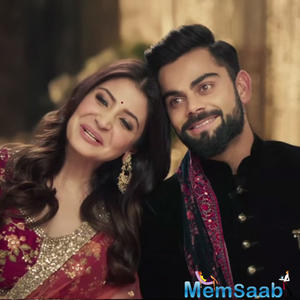 Anushka Sharma-Virat Kohli take Saat Kasme of marriage