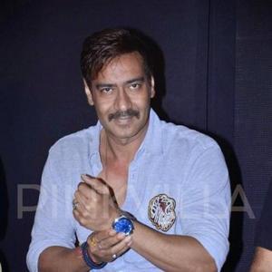 Ajay Devgan takes away satellite rights