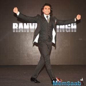 Ranveer Singh will soon be shot for Kapil Dev biopic, '83' in London