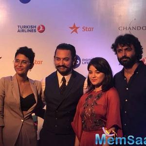 Secret Superstar is the best gift that Aamir Khan could give me: Zaira Wasim