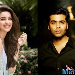 Parineeti Chopra turns down Karan Johar's film