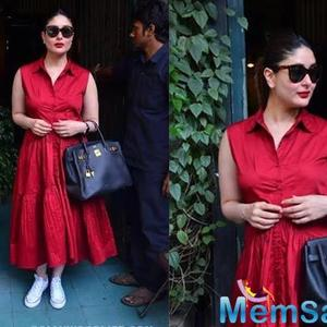 Kareena Kapoor Khan returns to the stage after 2 years