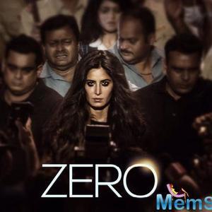 Shah Rukh Khan unveils Katrina Kaif's first look from Zero!