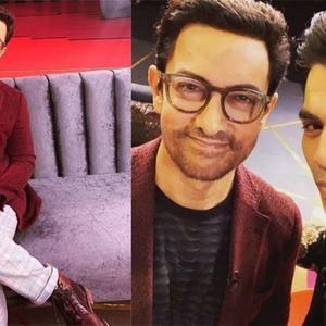 Koffee With Karan season 6: Aamir Khan to brew 'Koffee' with Karan Johar