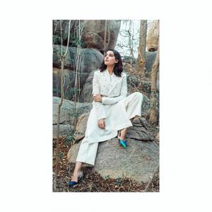 Samantha Akkineni's latest photos speak volumes about her stylish persona