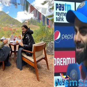 Virat Kohli on team India's win: It was a special gift for my wife Anushka Sharma