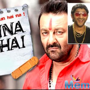 Munnabhai 3 has to wait