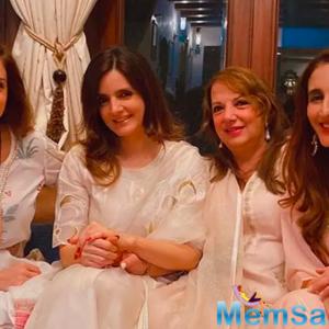 Sussanne Khan, Farah Khan Ali's mother tests positive for Covid-19