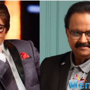 Amitabh Bachchan paid a tribute and mourned the loss of SP Balasubrahmanyam in his latest blog