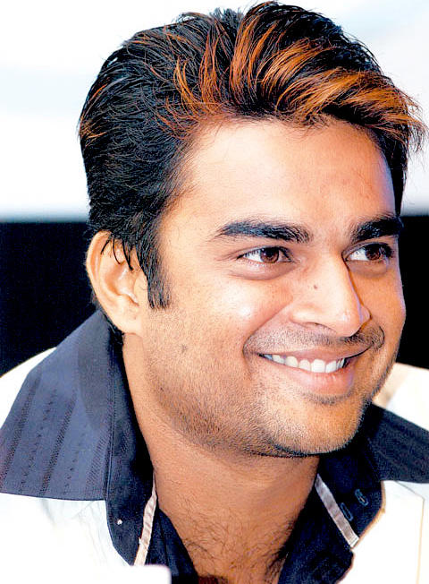 Actor R. Madhavan Hair Style Latest Pic