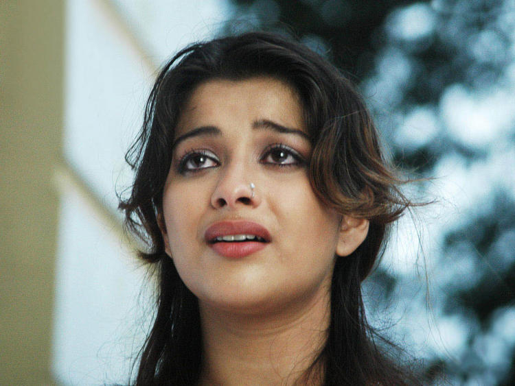 Madhurima Banerjee film Acting still
