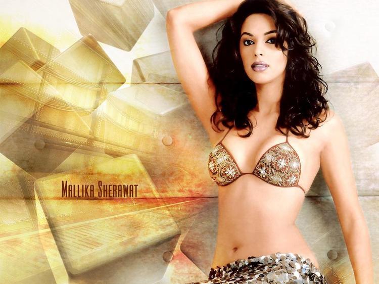 Hot Mallika Sherawat in bikini