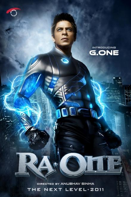 Ra.one film story is known as G.One