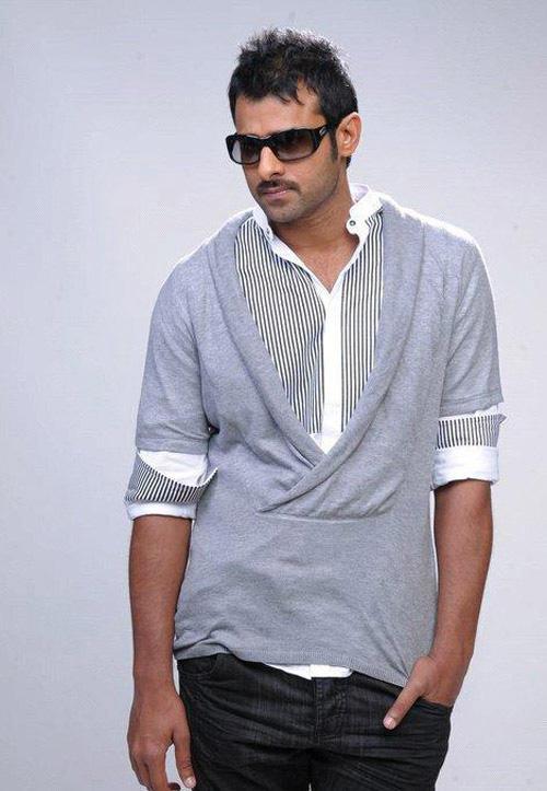 Prabhas Mr.Perfect stylist pic
