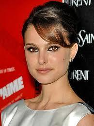 Natalie Portman hair style still