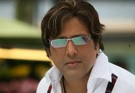 Govinda with new hairstyle