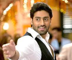 Abhishek Bachchan film acting still