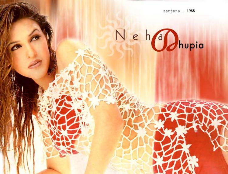 Neha Dhupia latest wallpaper