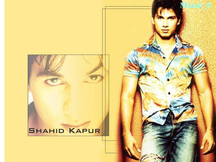 Shahid Kapoor latest wallpaper