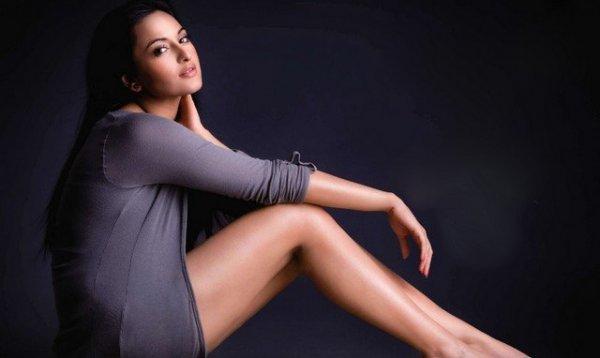 Sonakshi Sinha Maxim mens magazine photo