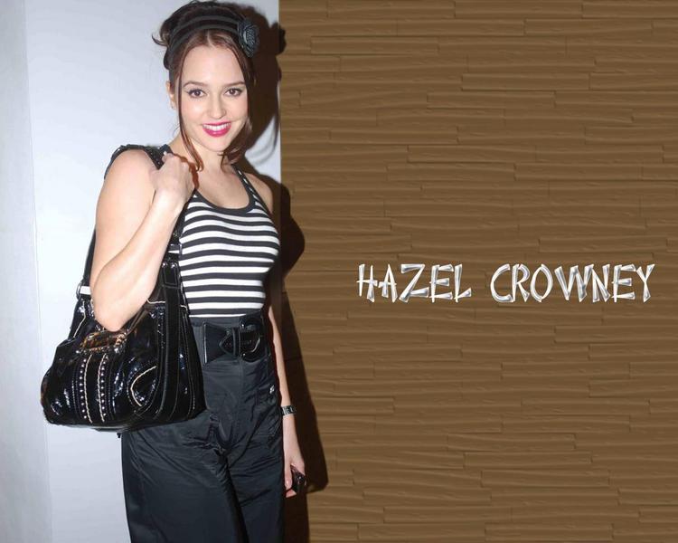 Glorious Hazel Crowney pics