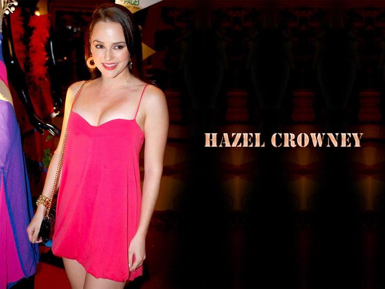 Hazel Crowney glamour still
