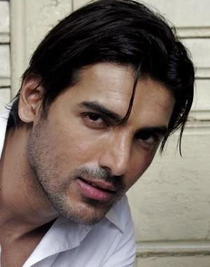 John Abraham innocent look