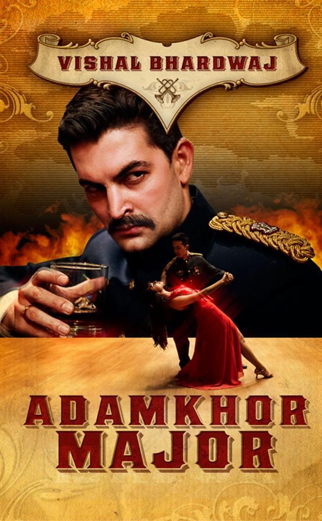 Saat Khoon Maaf Adamkhor Major Neil Nitin Mukesh and Priyanka Chopra poster