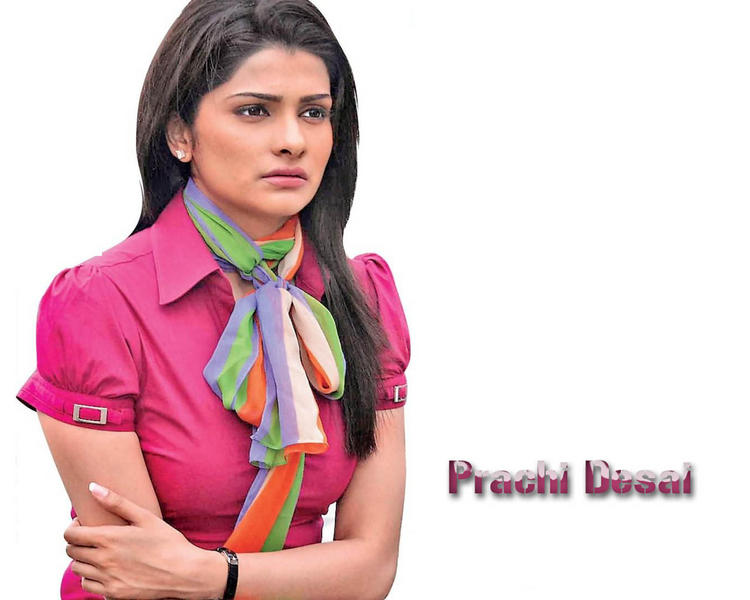 Prachi Desai  hot look