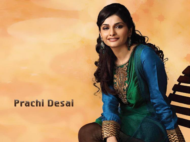 Prachi Desai shocking wallpaper